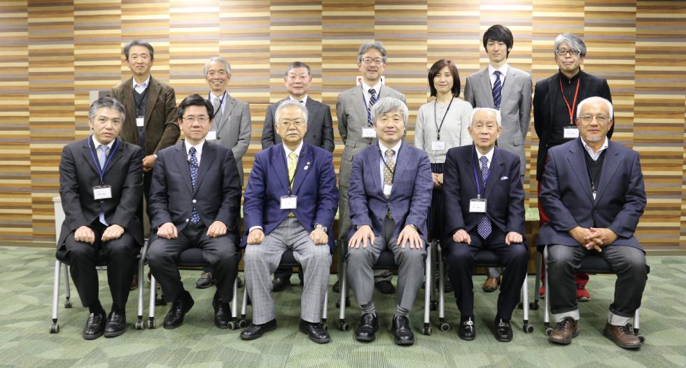 第1回日本クアオルト研究機構設立総会 東京 大手町にて